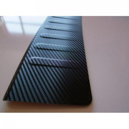 Volvo XC-60 (2014 >) – Carbon – boot entry guard
