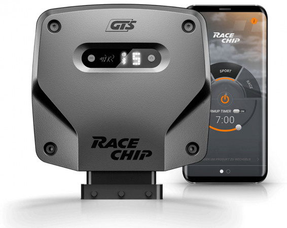 RaceChip GTS - Ford Fiesta '09/'12 (JA8, JR8) (from 2008)