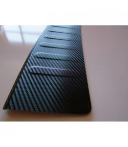 DACİA SANDERO STEPWEY 2 2012 – Carbon – boot entry guard