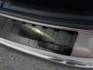 PORCHE MACAN – Glossy black – boot entry guard