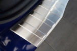 BMW-5 TOURİNG F11- G31– Pure chrome – boot entry guard