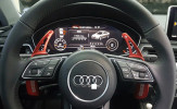 Paddle shifter extensions - Audi