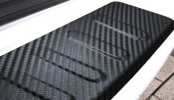 MAZDA 5 -II - CW – Carbon – boot entry guard