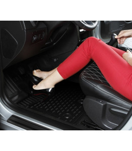 Rubber Floor Mats 3D DELUXE - JEEP Grand Cherokee (2014-)