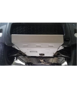 "Engine metal shield ""Maxx"" 2.5mm - DACIA Duster facelift"